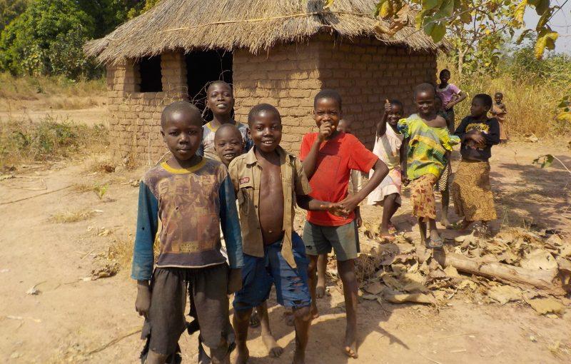 I nostri volontari a Mupoi