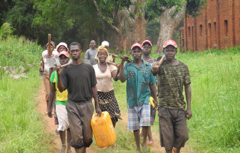 È iniziata la stagione agricola a Mupoi!