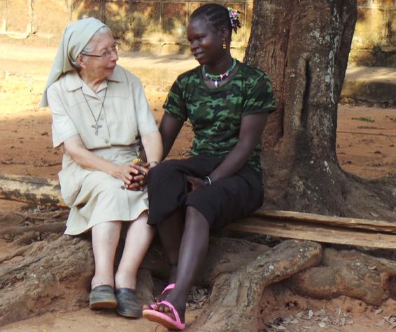 Una lettera da Gulu