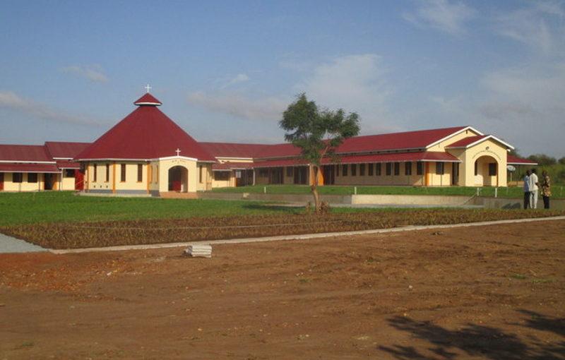 Inaugurazione del centro spirituale a Kit