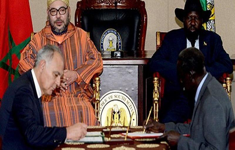 Mohammed VI del Marocco in visita per avviare la cooperazione Sud – Sud