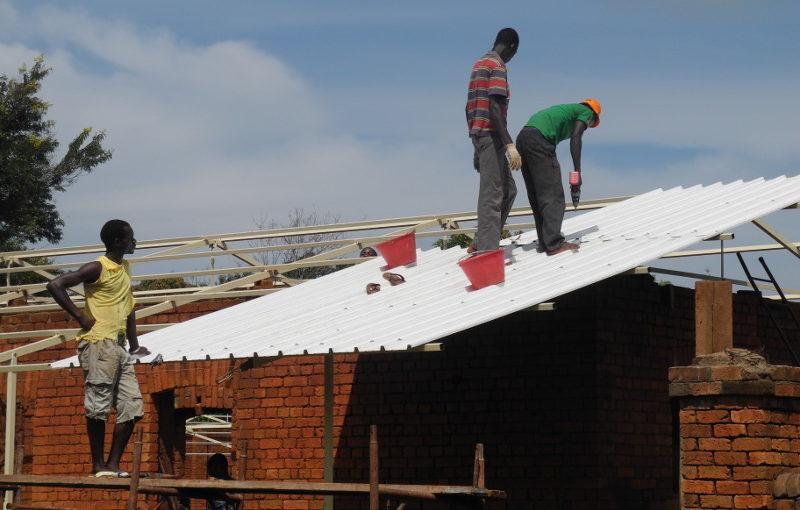 Centro di formazione a Mupoi