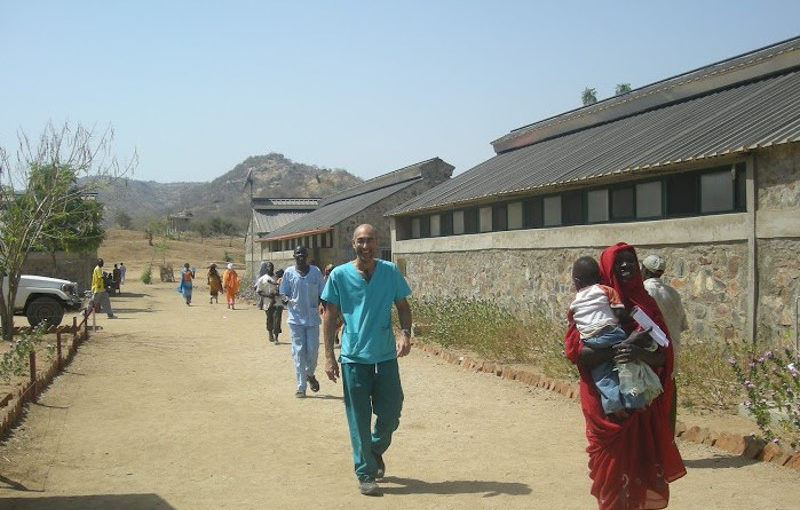 Il dramma dei Monti Nuba in Sudan, un medico per un milione di pazienti