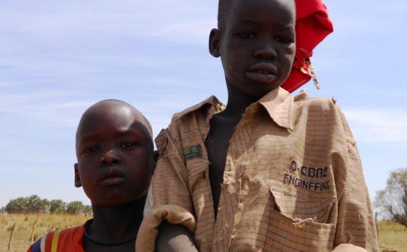 Sempre più bambini soldato