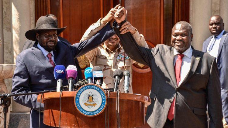 La pace in Sud Sudan