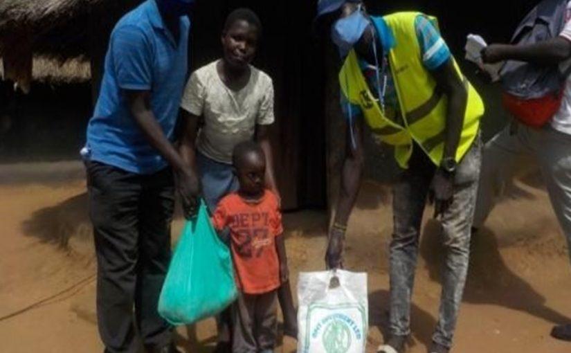 Il nostro impegno per i bambini, in Uganda