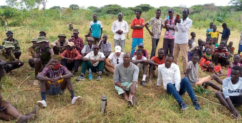 Lavoriamo per la pace in Turkana (Kenya)